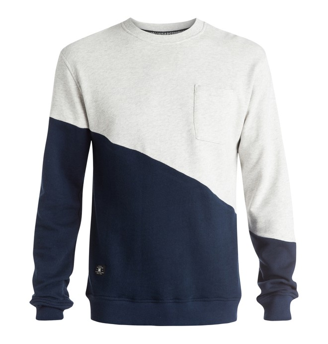 0 Men's Cathcart Sweatshirt  EDYFT03158 DC Shoes