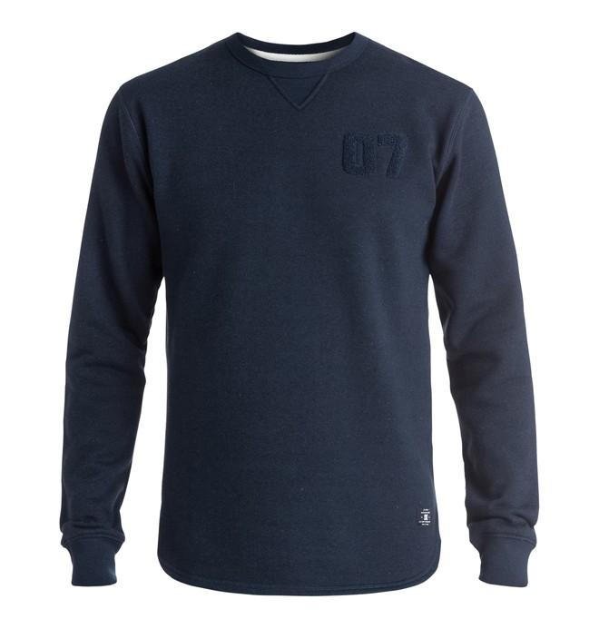 0 Men's Woodend Sweatshirt  EDYFT03211 DC Shoes