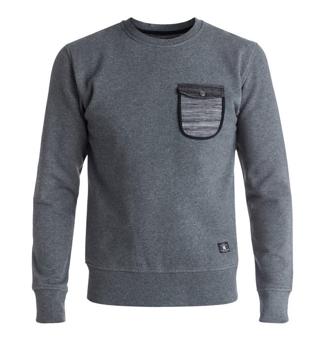 0 Men's Weblay Sweatshirt  EDYFT03243 DC Shoes