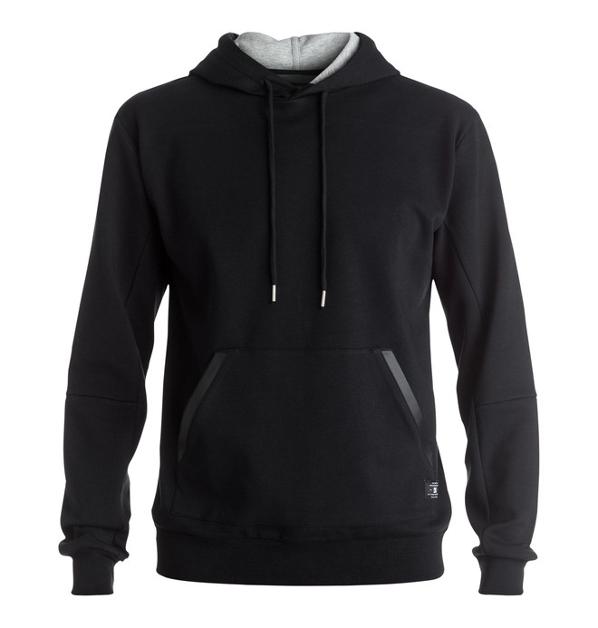 0 Men's Roxden Technical Hoodie  EDYFT03259 DC Shoes