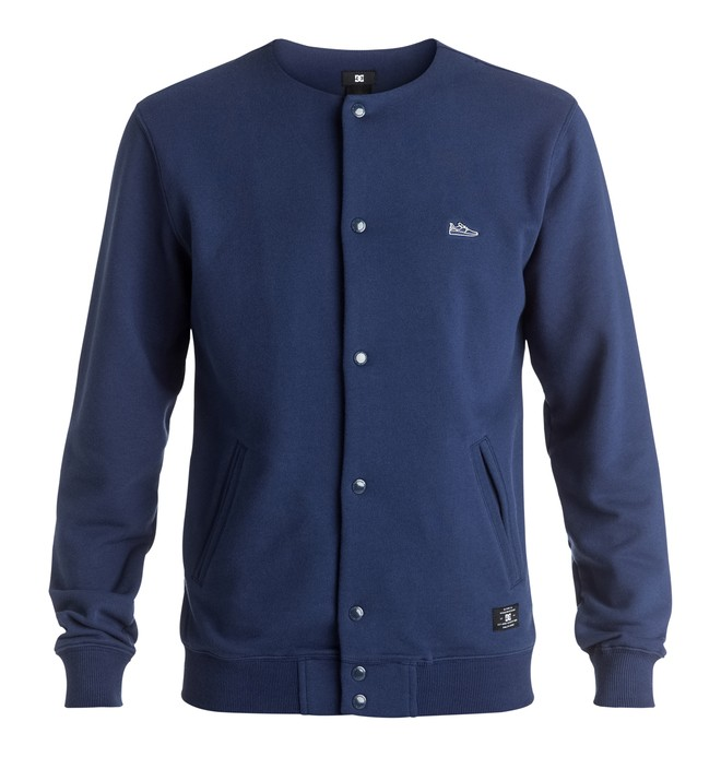0 Hamby - Sweat college boutonné devant  EDYFT03267 DC Shoes