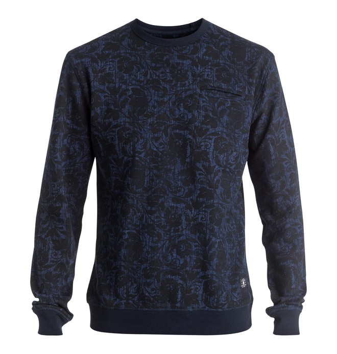0 Lenox - Sweatshirt  EDYFT03268 DC Shoes