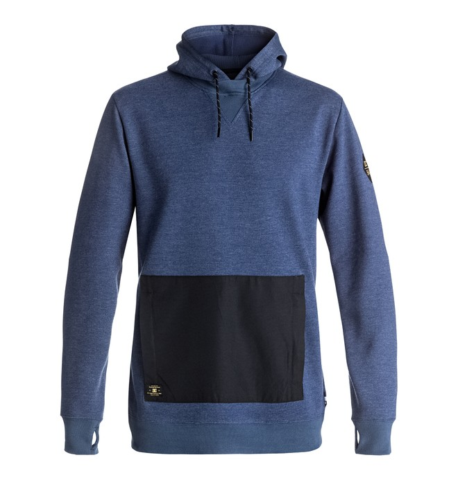0 Men's Cloak Technical Hoodie  EDYFT03285 DC Shoes