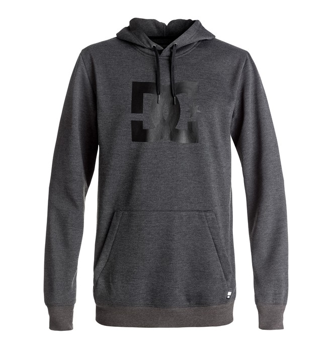 0 Snowstar - Technical Riding Hoodie Black EDYFT03288 DC Shoes