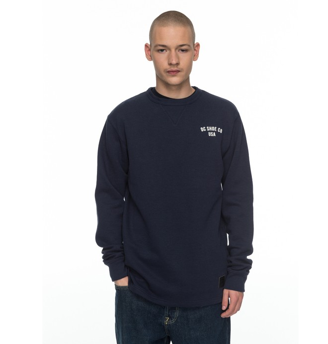 0 Men's Hazen Sweatshirt  EDYFT03309 DC Shoes