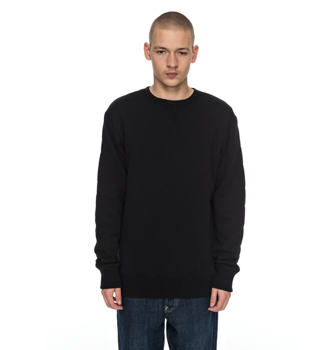 0 Eberly - Sudadera Acolchada Negro EDYFT03311 DC Shoes