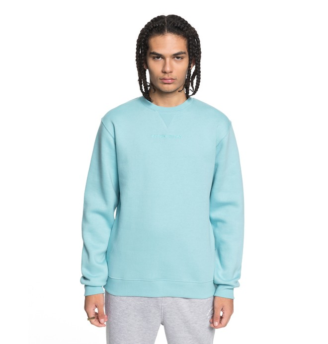 0 Men's Craigburn Sweatshirt  EDYFT03347 DC Shoes