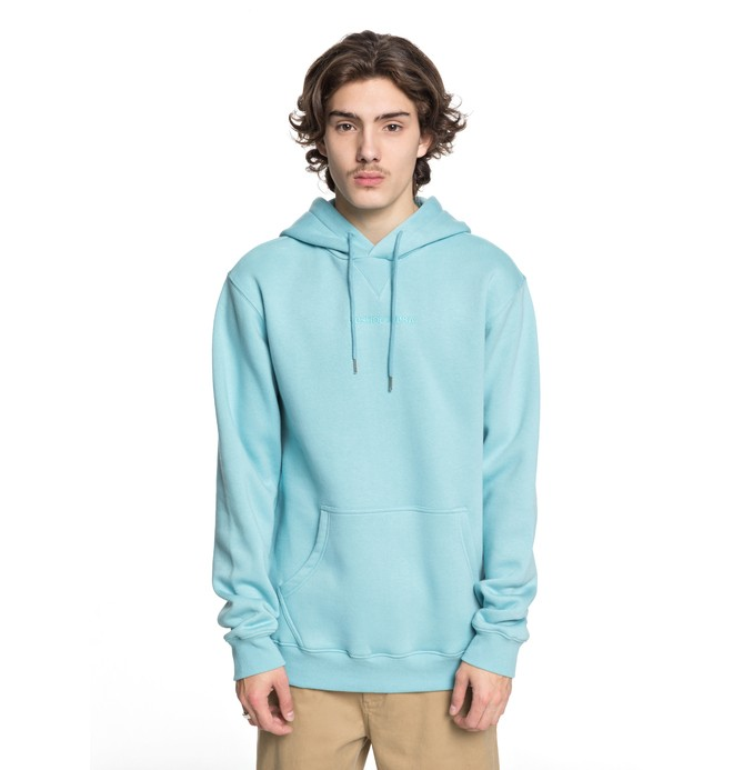 0 Craigburn - Sweat à capuche pour Homme Bleu EDYFT03348 DC Shoes