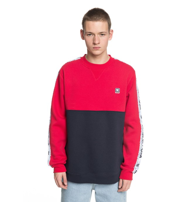 0 Men's Kealey Sweatshirt  EDYFT03351 DC Shoes
