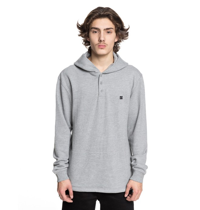 0 Men's Rentnor Hooded Sweatshirt  EDYFT03357 DC Shoes