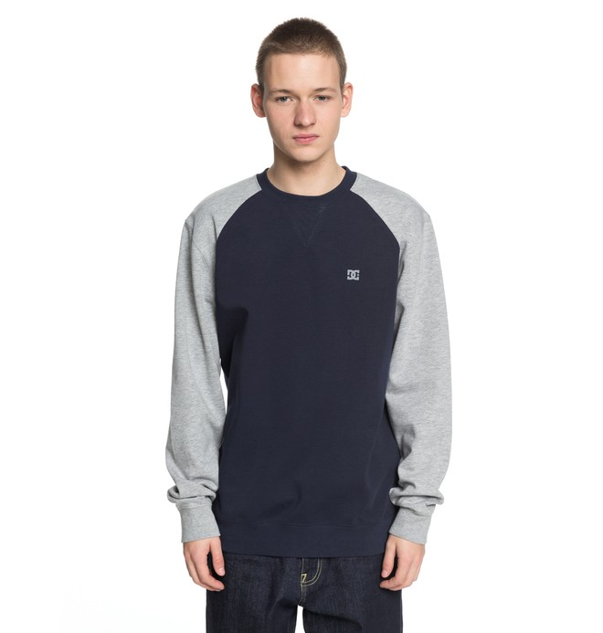 0 Men's Glenties Sweatshirt  EDYFT03358 DC Shoes
