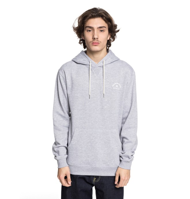 0 Men's Rebel 3 Hoodie  EDYFT03360 DC Shoes