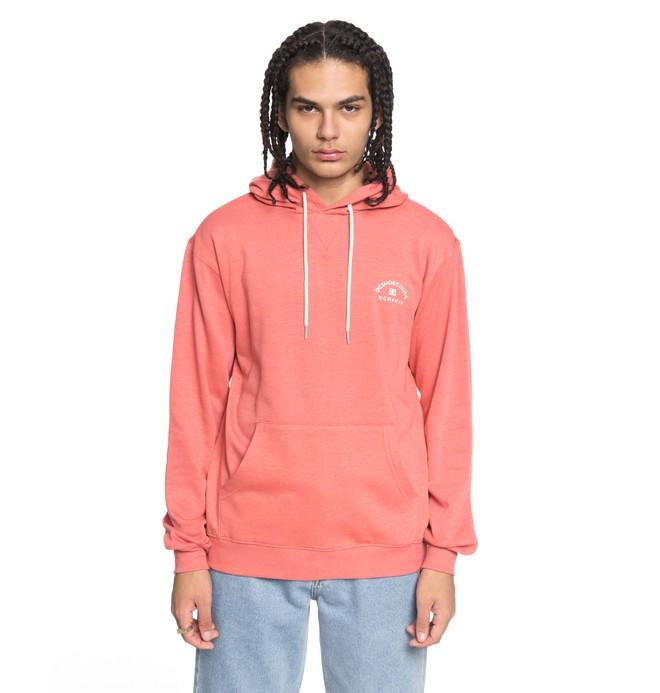 0 Rebel 3 - Hoodie Pink EDYFT03360 DC Shoes