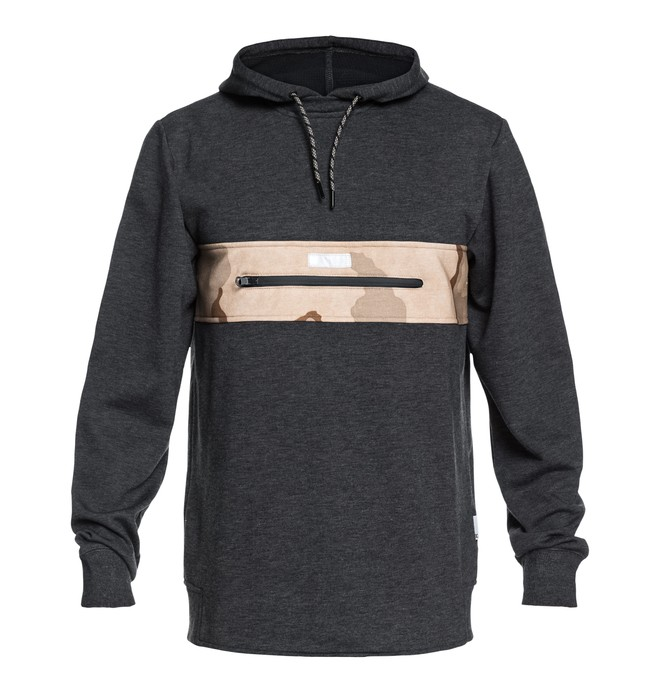 0 Cloak - Technical Hoodie for Men Black EDYFT03364 DC Shoes