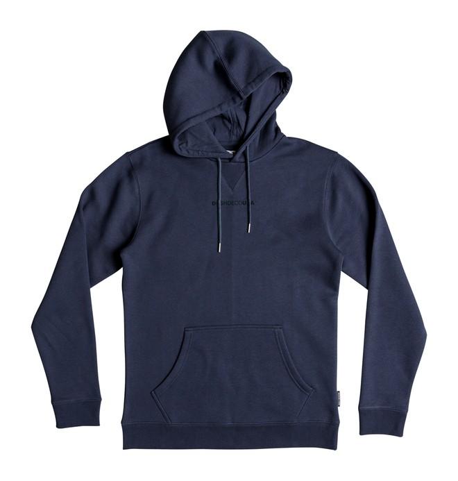 0 Craigburn - Sweat à capuche pour Homme Bleu EDYFT03398 DC Shoes
