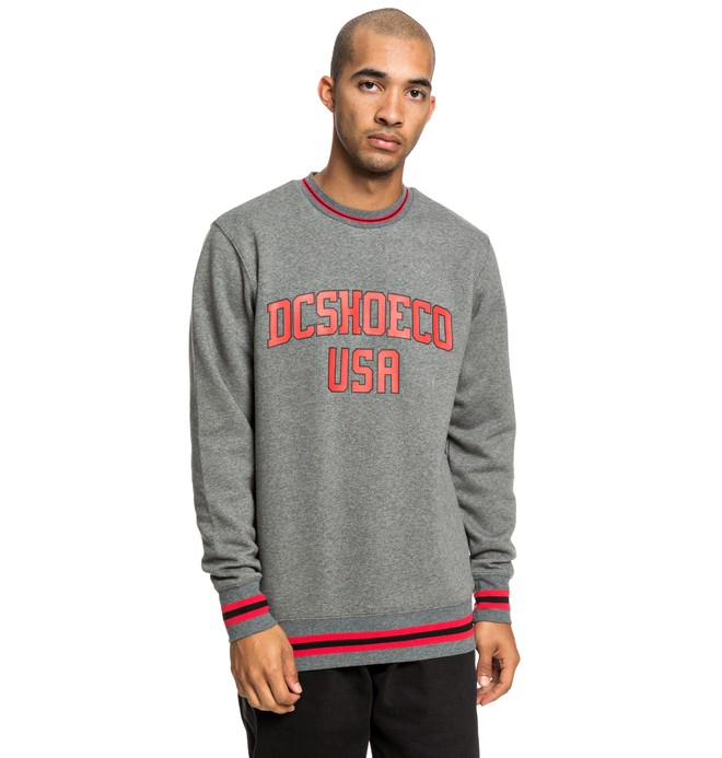 0 Glenridge - Sweatshirt for Men Black EDYFT03427 DC Shoes