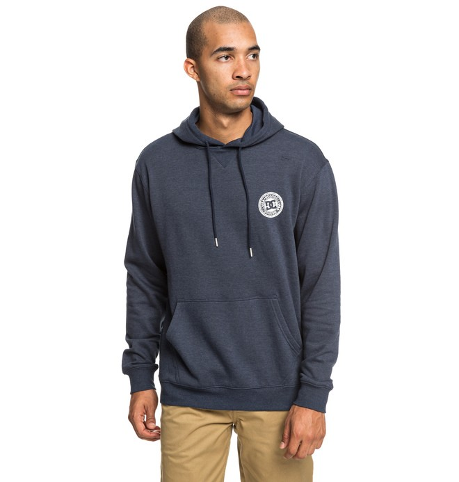 0 Rebel - Hoodie for Men Blue EDYFT03435 DC Shoes