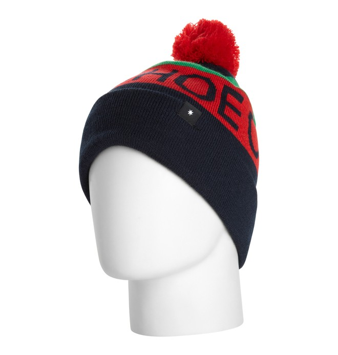 0 Men's Chester 15 Beanie  EDYHA00012 DC Shoes