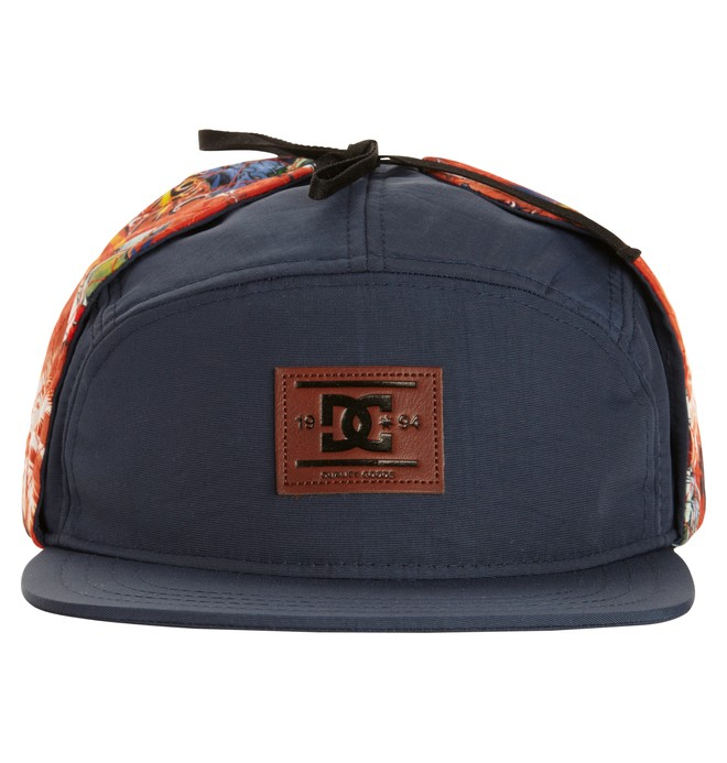 0 Men's Fudd Earlap Cap  EDYHA00021 DC Shoes