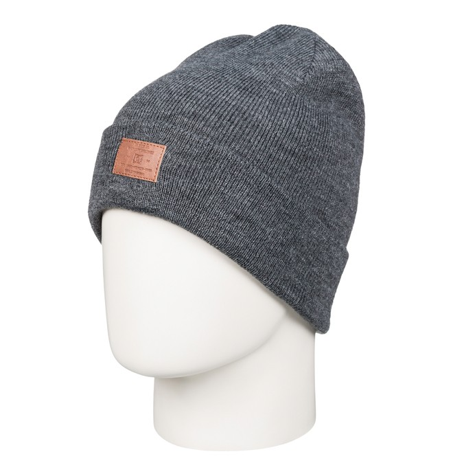 0 Men's Label Cuff Beanie  EDYHA03033 DC Shoes