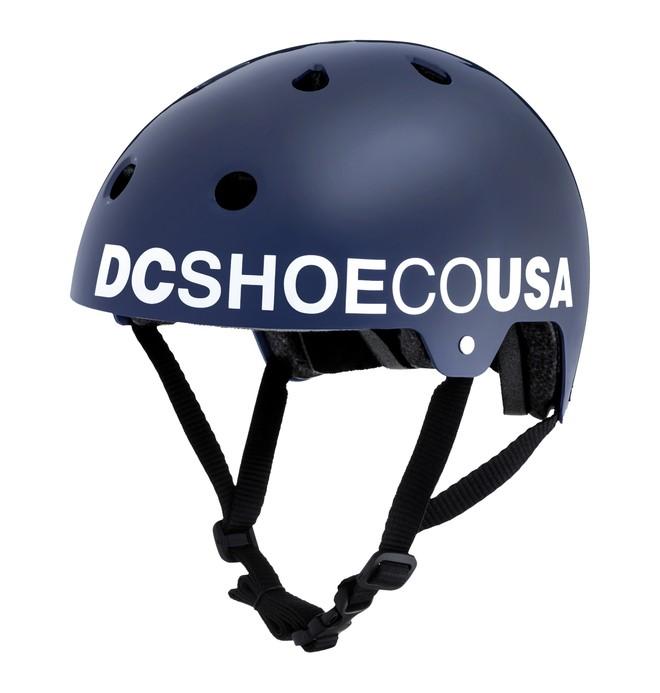 0 Askey 3 - Casque de skate Bleu EDYHA03047 DC Shoes