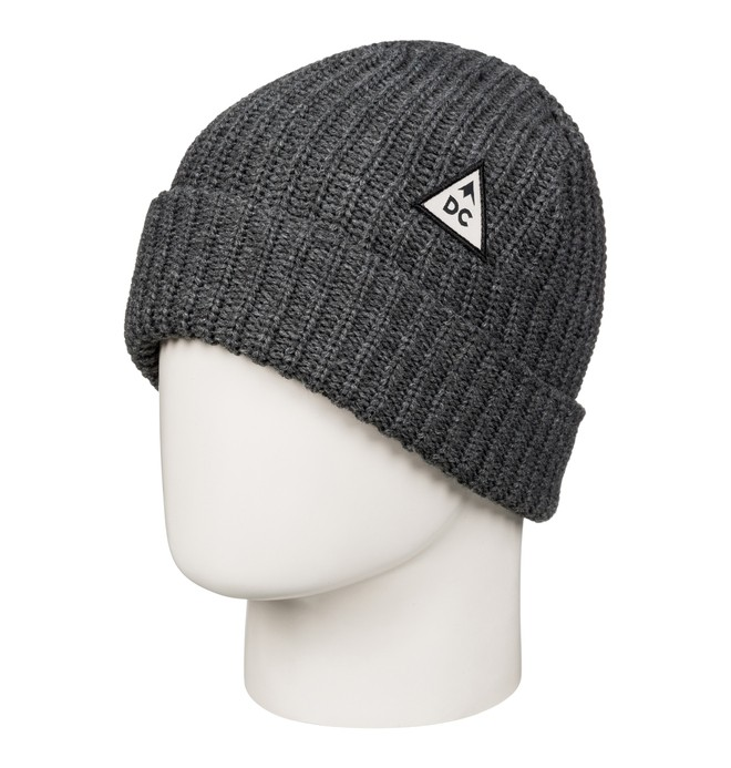 0 Anchorage - Beanie met zoom Black EDYHA03052 DC Shoes