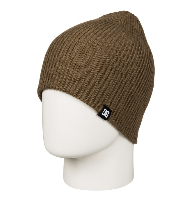 0 Yepa - Beanie met zoom Brown EDYHA03056 DC Shoes