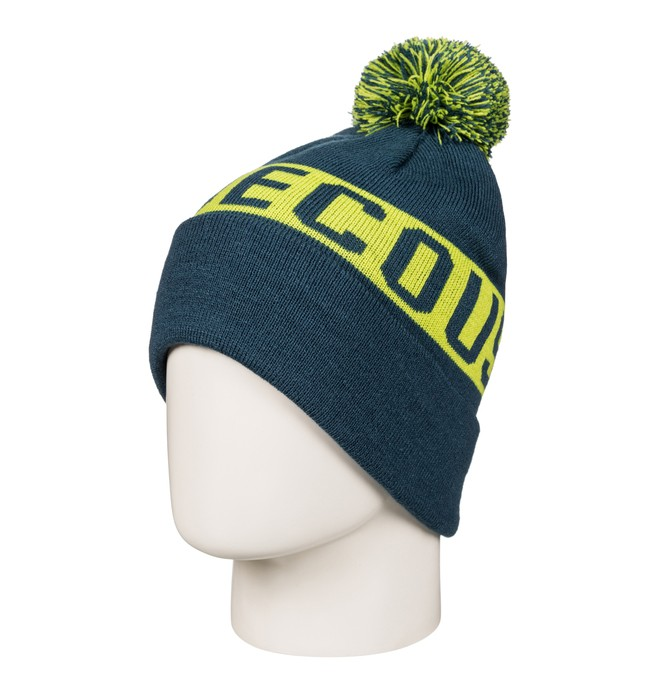 0 Men's Chester Bobble Hat  EDYHA03057 DC Shoes