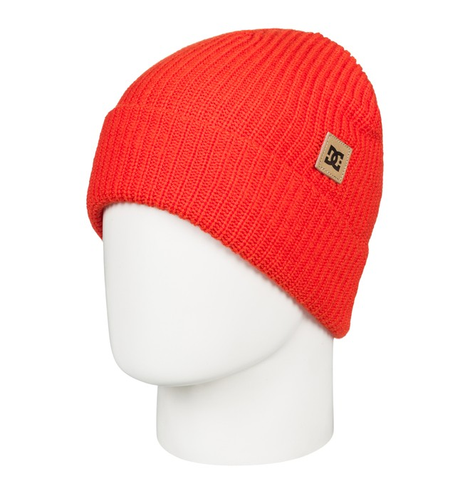 0 Anchorage Beanie Orange EDYHA03077 DC Shoes
