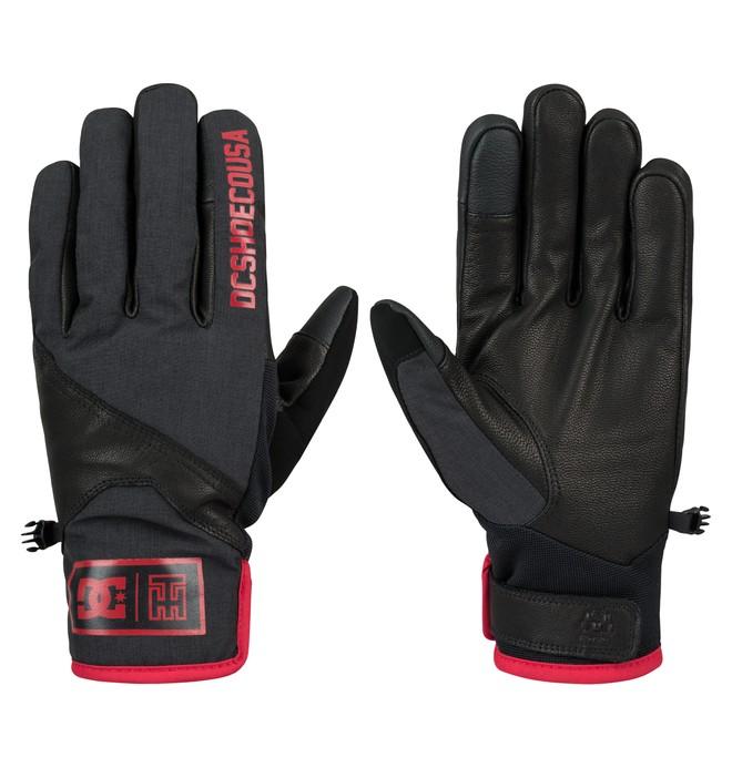 0 Men's Torstein Mizu Gloves  EDYHN03002 DC Shoes