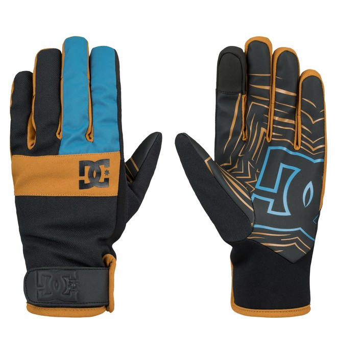 0 Men's Antuco Gloves  EDYHN03008 DC Shoes