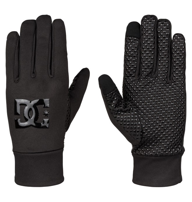 0 Men's Olos Liner Snow Gloves  EDYHN03012 DC Shoes