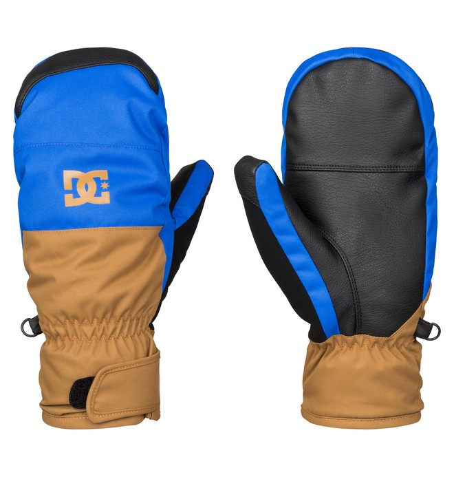 0 Men's Seger Snow Mittens  EDYHN03020 DC Shoes