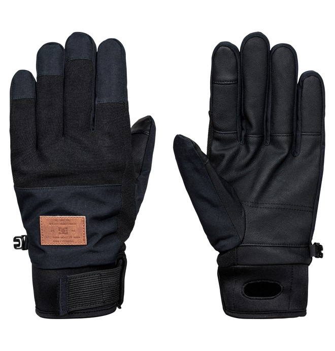 0 Industry - Gants de snowboard/ski Noir EDYHN03025 DC Shoes