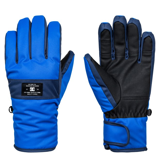 0 Men's Franchise Snow Gloves  EDYHN03026 DC Shoes