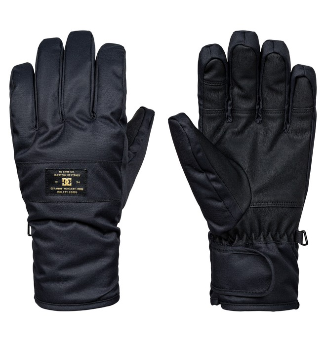 0 Franchise - Gants de snowboard/ski Noir EDYHN03026 DC Shoes