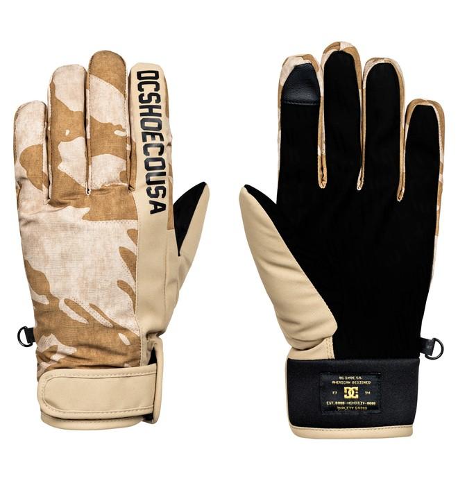 0 Deadeye Snow Gloves  EDYHN03027 DC Shoes