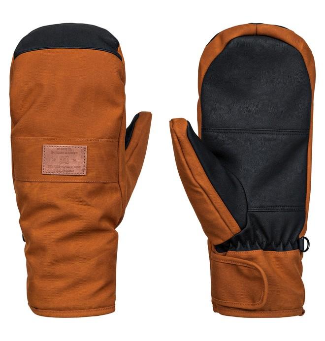 0 Men's Franchise SE Snow Mittens  EDYHN03030 DC Shoes