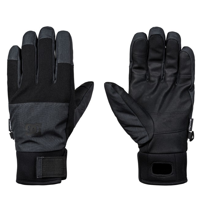 0 Industry Snowboard/Ski Gloves Black EDYHN03034 DC Shoes