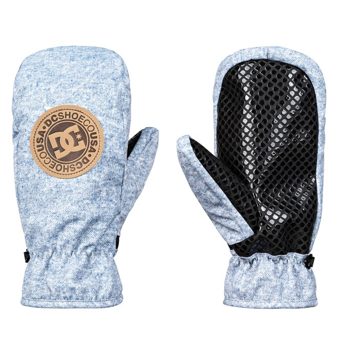 0 Men's Shelter Ski/Snowboard Mittens  EDYHN03038 DC Shoes