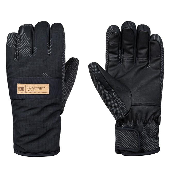 0 Men's Franchise SE Ski/Snowboard Gloves  EDYHN03040 DC Shoes