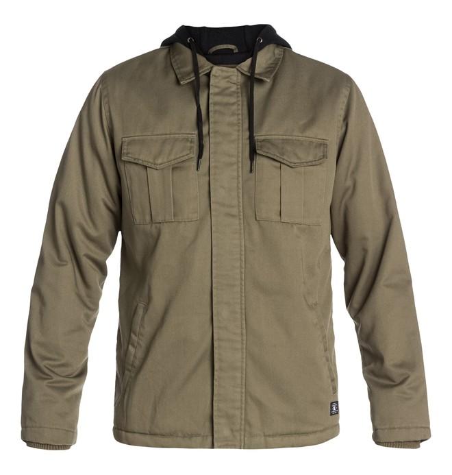 0 The Hood Jacket  EDYJK03002 DC Shoes