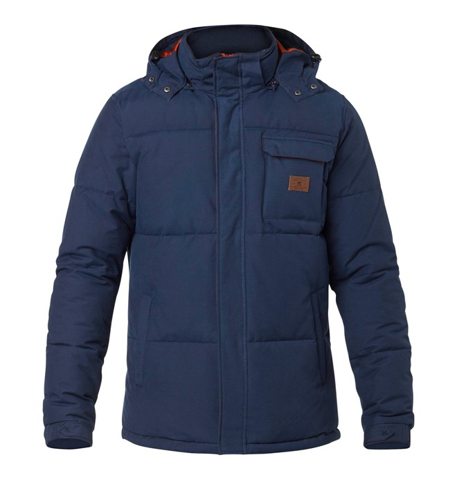 0 Men's Arctic Jacket  EDYJK03005 DC Shoes