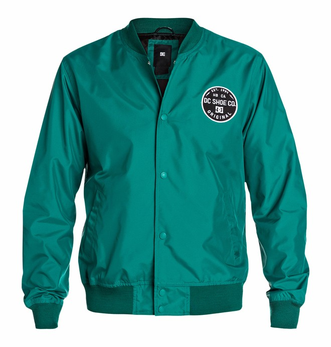 0 Men's Bomberx Sp Jacket  EDYJK03026 DC Shoes