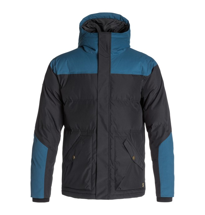 0 Men's Impossible Puffy Jacket  EDYJK03046 DC Shoes