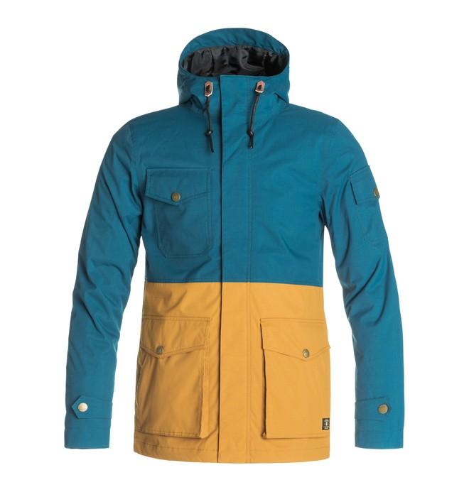 0 Men's Tick Jacket  EDYJK03047 DC Shoes