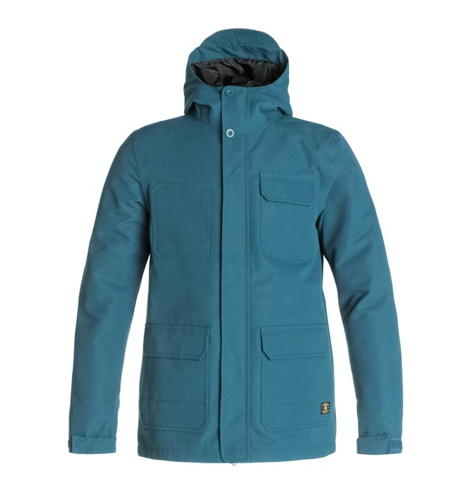 0 Men's Tack Jacket  EDYJK03048 DC Shoes