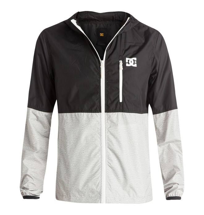 0 Men's Dagup Block Windbreaker  EDYJK03061 DC Shoes