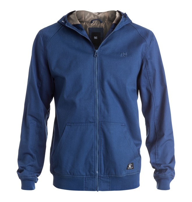 0 Men's Ellis Light Jacket  EDYJK03070 DC Shoes