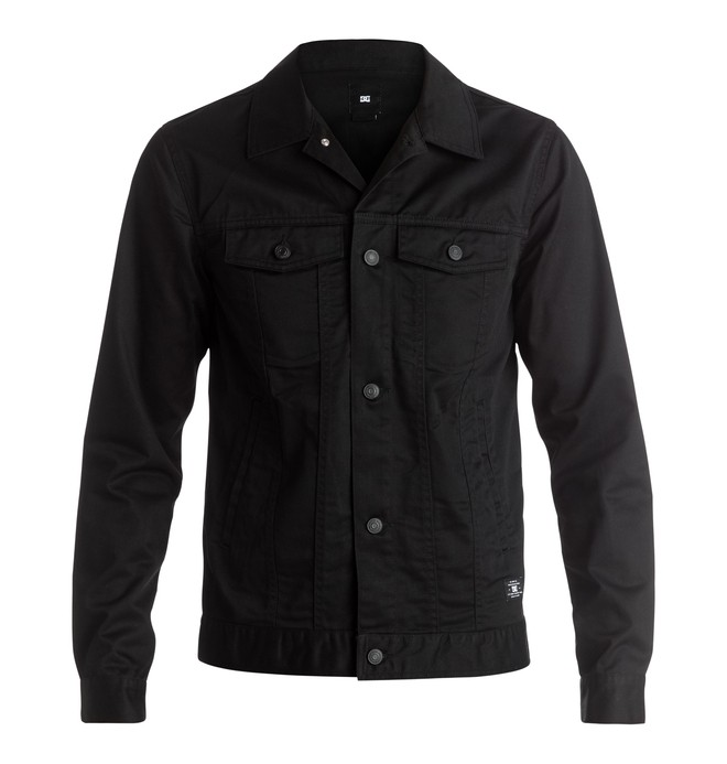 0 Wallsend - Veste en denim  EDYJK03106 DC Shoes